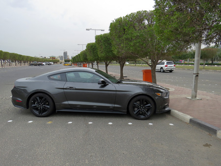 mustang: Ford Mustang Editorial
