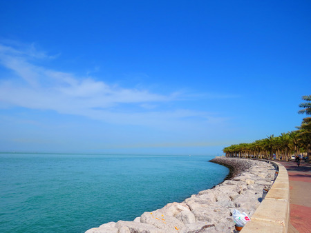 shore line: Kuwait shore line