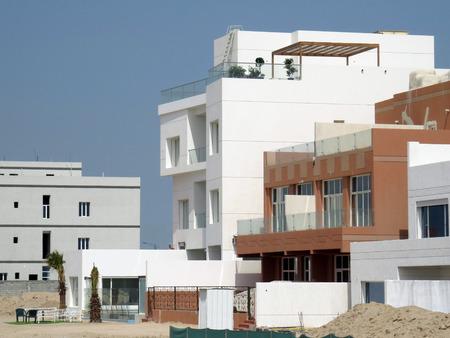 al: Al Khiran houses