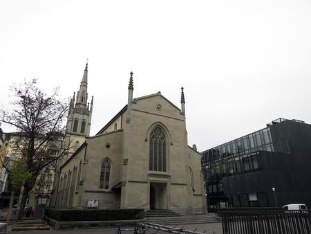 Matthäuskirche, Lucerne - Switzerland