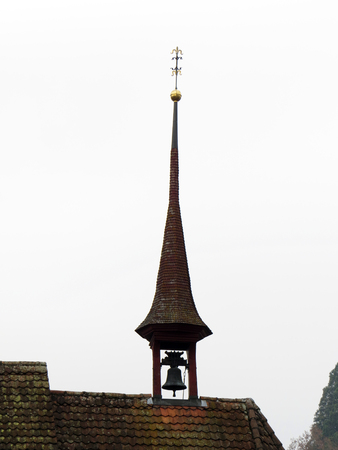 PInnacle with bell, Lucerne - Switzerland