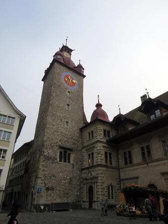 Kornschütte, Lucerne - Switzerland