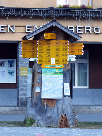 Signs, Engelberg - Switzerland
