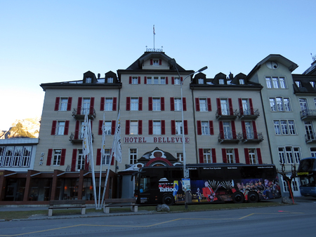 Hotel Bellevue, Engelberg - Switzerland