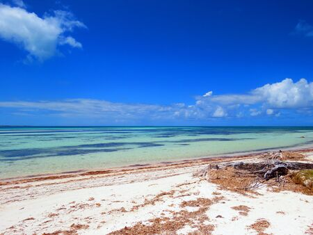 Cayo Blanco, Varadero - Cuba Stock Photo