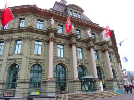 Post Office, Lucerne - Switzerland Redactioneel