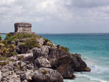 Tulum city ruins - Mexico