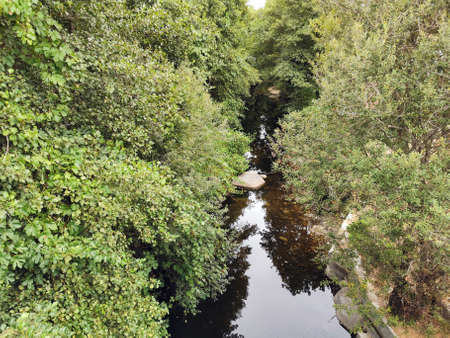 View of a river from a bridge