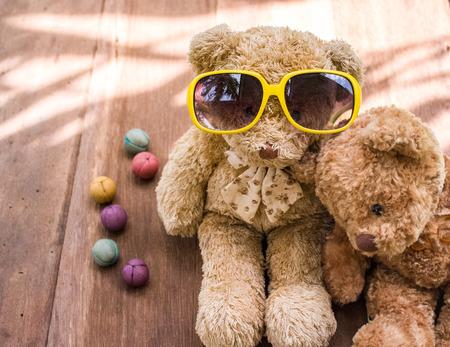 oso de peluche: Osito de peluche en el amor