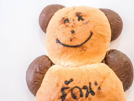 cartoon bread: cartoon bread