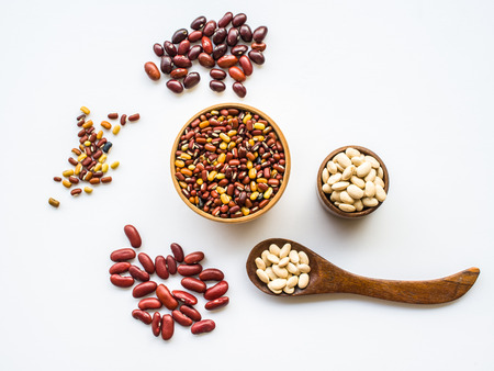 lentejas: granos mixtos y lentejas