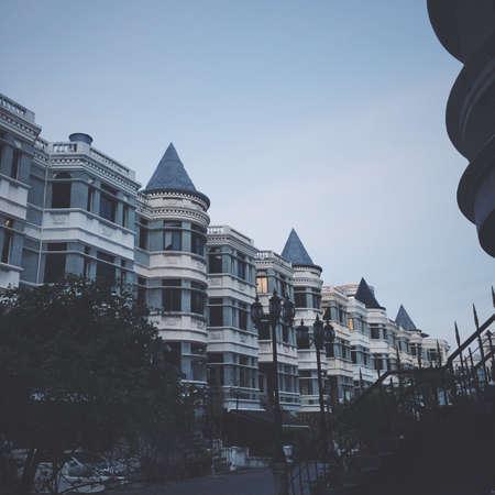 residential: Residential Stock Photo