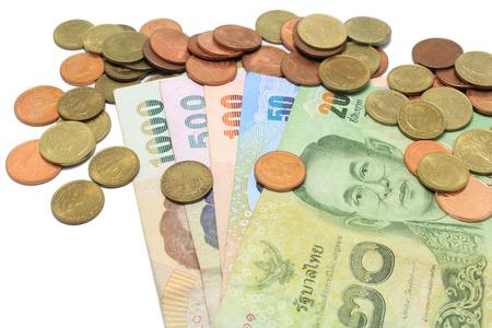 Thailand banknotes photo