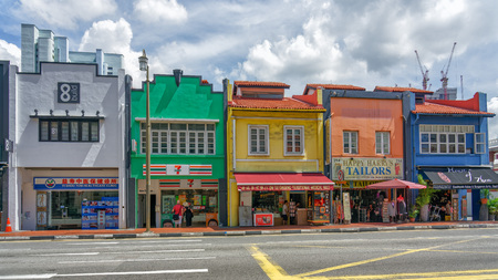 Chinatown is a subzone and ethnic enclave located within the Outram district in the Central Area of Singapore 新聞圖片