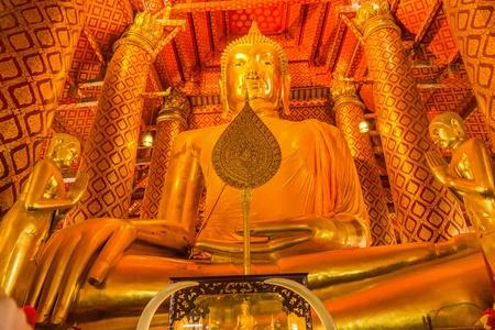 Buddha in Thailand Stock Photo - 76162213