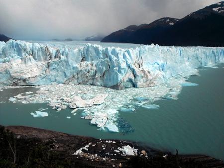 moreno: Perito Moreno glacier