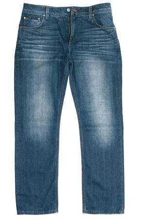 blue jeans: Blue man Stock Photo