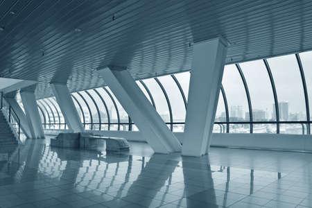bridge interior