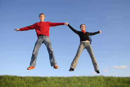 full strenght: jump couple