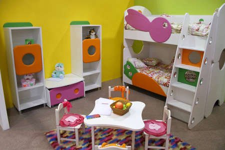 child room, playroom Stock Photo - 811395