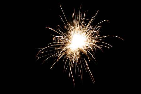 sparkler: sparkler Stock Photo