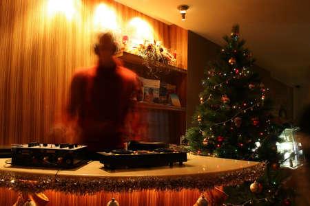 christmas dj photo