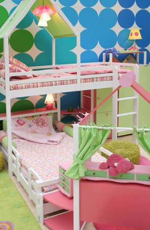 playroom: juegos  Foto de archivo