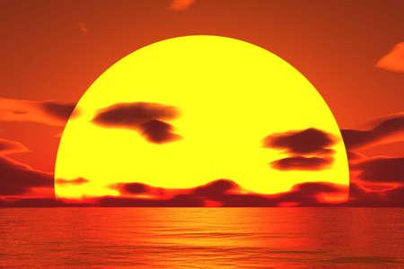 very: very big sun