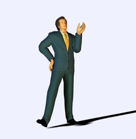 talking businessman: hablando de negocios