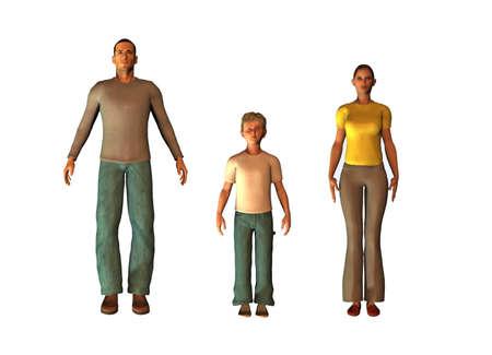 render family photo