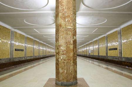 transportaion: subway station 3