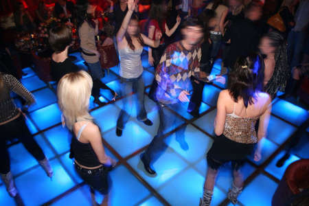 pista de baile  Foto de archivo - 2191808