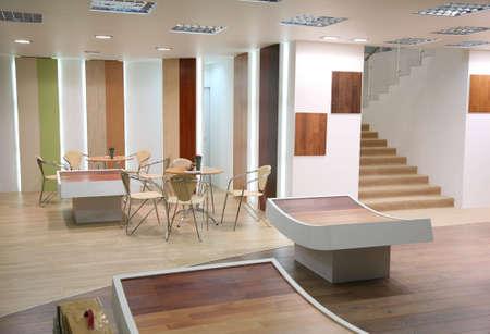 hall interior Stock Photo