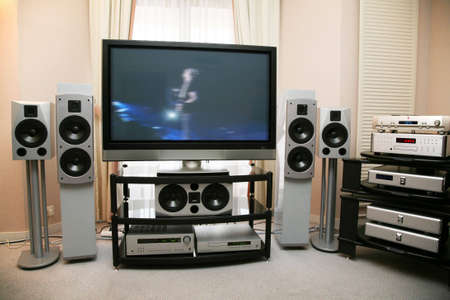 home theater Stock Photo - 2173920