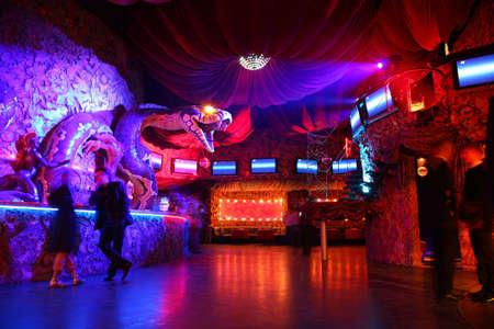night club interior 2