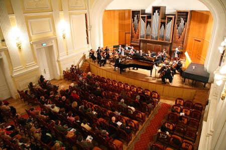 orquesta: sinfon�a