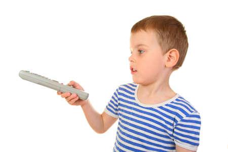 fascinate: boy with remote control profile