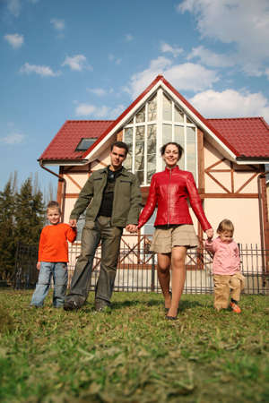 family house photo