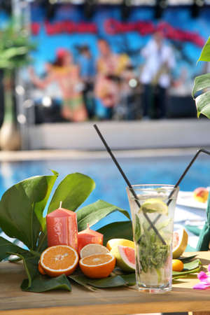 exoticism: drink cocktail orange