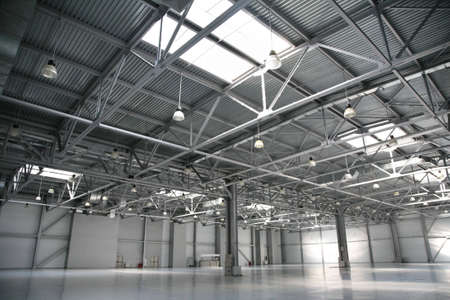 hangar warehouse Stock Photo - 2290161