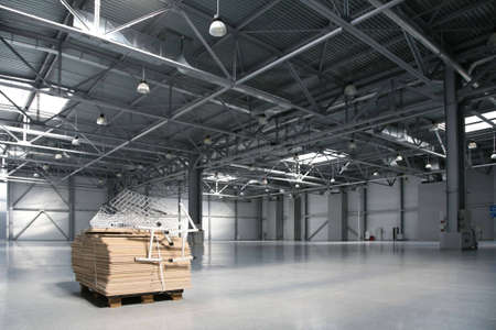 Warehouse of shopping center Stock Photo - 2290099