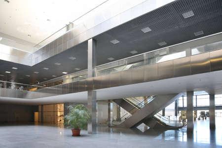 Ground floor of shopping center Stock Photo - 2290097