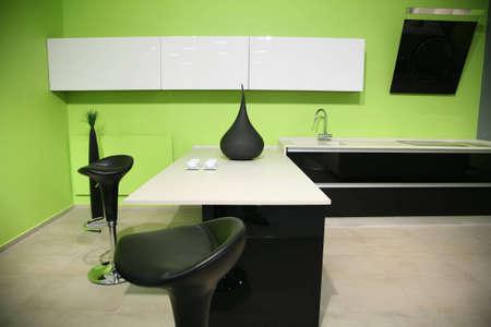 green room kitchen photo