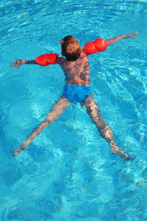 child water pool Stock Photo - 2308579