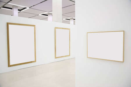 gallerie: frames in the hall 4