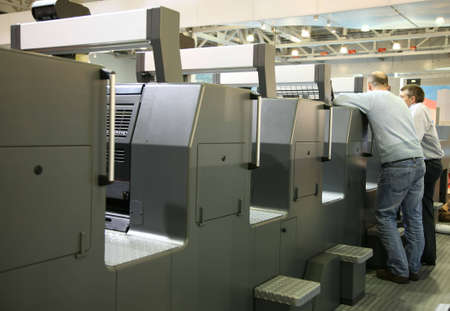 bubblejet: the service personnel of printed equipment