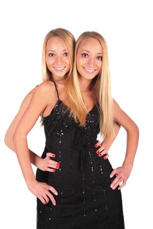 bambine gemelle: Twin ragazze