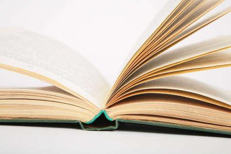 opening book Stock Photo - 3019478