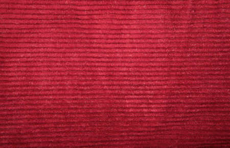 layers levels: red velveteen texture Stock Photo