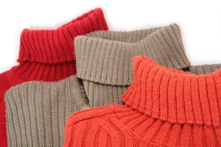 three sweaters photo
